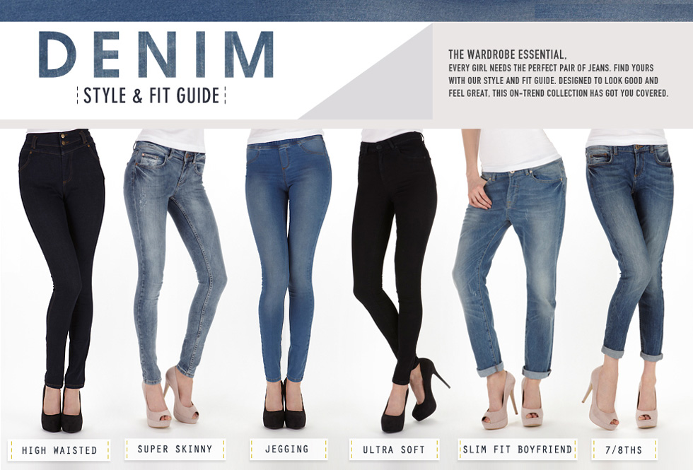 Denim Style and Fit