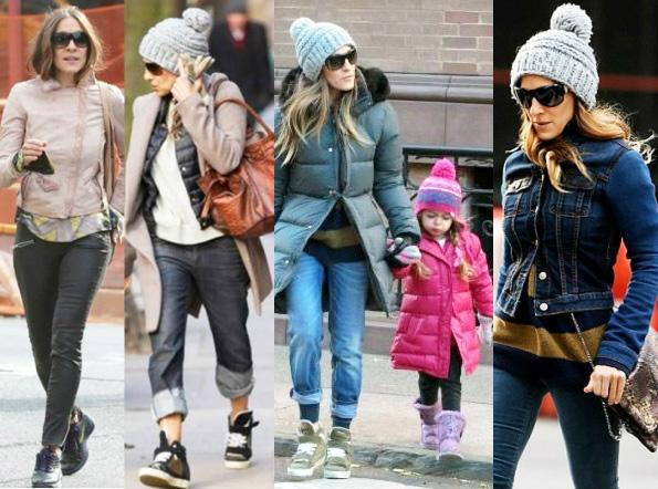 Sarah Jessica Parker with Children